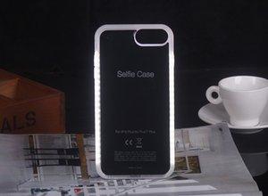 Led Phone Cover I7 Case Illuminated phone case Selfie Goophone I6s I7 Phone Cover