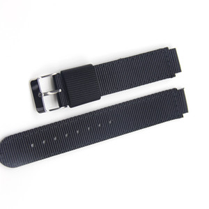 Black Green Fine Quality Nylon Nato Watch Straps Band For HuaWei Talkband with Metal Buckles Free Shipping