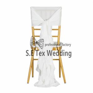 싼 가격시 폰 Chiavari Chair Cover \ Wickle Chair 후드 장식 대 이벤트 및 웨딩 장식