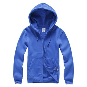 Wholesale- 2021 Hoddie Men And Sweatshirts Hoodies Sportsuit Cotton Casual Hooded Mens Hip Cardigan Hop Coat Tracksuit Sweatshirt Phukb