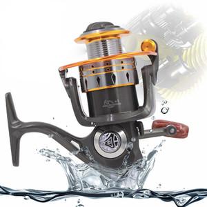 12BB + 1 подшипник шарики 5.21 спиннинг рыболовная катушка спиннинг колесо лодка рок рыболовное колесо 1000-7000 серии