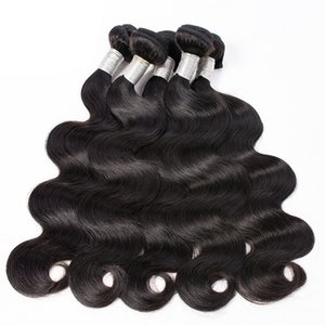 Brazilian Body Wave Human Hair Weave Bundles 6pcs Lot Cheap Price Peruvian Body Wave Unprocessed Hair Extensions