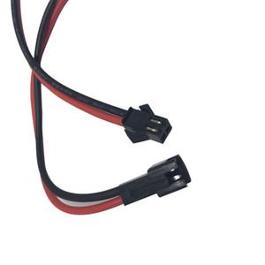 LED di alta qualità vendita calda 2pin Uomo Donna connettore del cavo Wire
