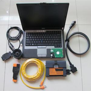 Date HDD icom A2 + B + C pour scanner de programmation de diagnostic automatique BMW + ordinateur portable d630 avec le modèle ingénieurs icom a2