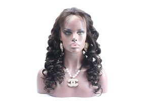 Brazilian Wet and Wavy Human Hair Wigs Brazilian Loose Wave Lace Front Wigs Glueless Full Lace Wigs for sale