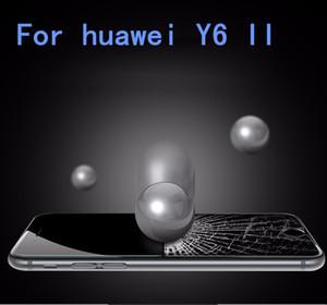 Vidro temperado para huawei honor 5x y6 ii y5 ii y3 ii mate 9 mate 8 mate 7 filme protetor de tela