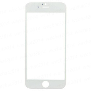Extérieur avant tactile remplacement de l'écran Lentille en verre pour l'iPhone 6 Plus 6S Plus 7 plus DHL gratuit