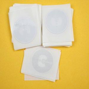 В наличии!! 100 шт. / Лот 25 мм круглый Epaper Rfid этикетка наклейка tag13.56 МГц ISO1443A NTAG215 NFC Наклейка для всех телефонов с поддержкой NFC