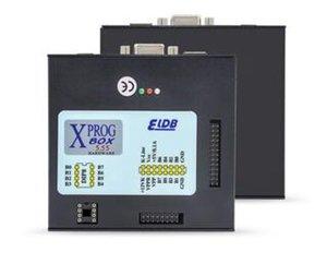새로운 도착 최신 버전 Xprog-M Box V5.50 xprog-box 5.50 ECU 프로그래머 HOT 무료 배송