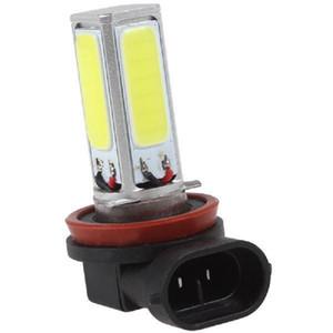 COB 20 W LED H11 Luzes dianteiras do carro luzes exteriores do carro luzes de nevoeiro do carro da lâmpada do carro faróis de nevoeiro auto cabeça luzes farol DC12V