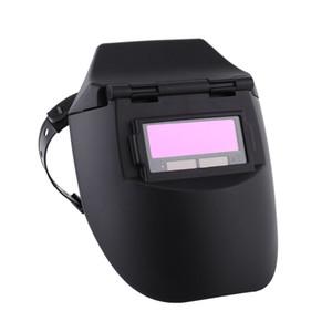 Venda quente Auto Escurecimento Capacete De Soldagem Máscaras de Máscara de Soldador Tig Mig Soldagem Solar máscara