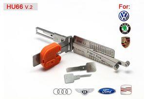 Smart HU66V.2 2 in 1 auto pick and decoder for VW skoda seat audi porsche auto pick tools for locksmith