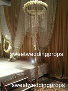 جديد الزفاف الاكريليك mandaps للزينة ، زفاف mandap تصميم جديد ، الهندي الزفاف mandap الديكور