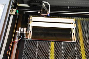 Dispositif d'outil rotatif pour machine de découpe laser