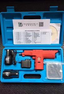 Più nuovo 2017 LSL nuovo corpo cordless elettrico 45 55 pins Lock Picks Gun Dimple Lock Bump fabbro Tool Set per apriporta
