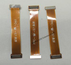 Новый сенсорный ЖК-экран Digitizer Test Extension Flex FPC кабель для Samsung S7 Edge ЖК-дисплей тестер тестер