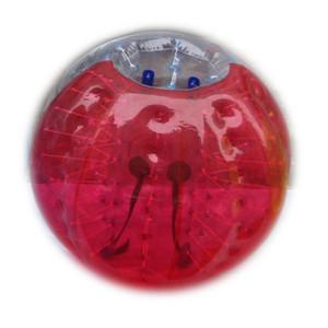 Ücretsiz Kargo Loopy Topu Futbol Kabarcık Zorbing futbol topları Şişme Kalite Sertifikalı 1m 1.2m 1.5m 1.8m