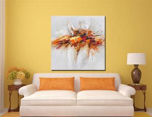 Ручная роспись современная абстрактная живопись маслом на холсте стены искусства для гостиной Декор сексуальная девушка картина дропшиппинг