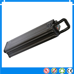 Batteria EU senza tasse 36v 10Ah batteria per bici elettrica custodia per pesci d'argento batteria bici elettrica batteria al litio 36v 10ah con caricatore