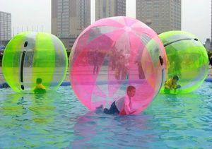 Ücretsiz kargo! Şişme Su Yürüme Topu / Su Haddeleme Topu / Su Balon / Zorb Topu / Şişme Insan Hamster / Plastik Balll