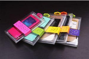 PVC En Plastique Au Détail Boîte De Stockage Blister titulaire interne Étiquette Téléphone Étui En Cuir Pour iphone XR XS Max Samsung S10 Note 10 Huawei Xiaomi