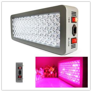 La plus nouvelle P300 Dual Puce Full Spectrum 300 W LED élèvent la lumière Double Chip Hydroponique Végétale Fleur Plante élèvent Lumière