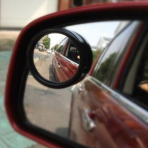 2 piezas Universal coche Van punto ciego espejo ajustable espejos de conducción para estacionamiento marcha atrás trasero CEC_948