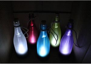 Le nuove lampade solari per lampade Wishing Lamp Luci da giardino a LED luci da giardino a sospensione