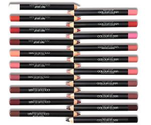 Nouveau Pro 20 couleurs crayon à lèvres PartyQueeen imperméable crayon à lèvres de longue durée outils de maquillage cosmétique