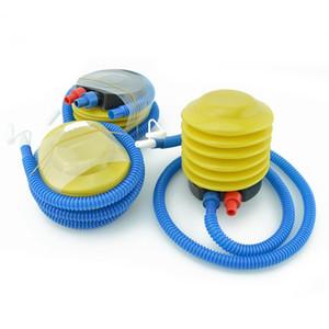 Nouveau accessoires de natation bébé nager anneau de bébé tube bébé anneau sécurité cercle de flotteur infantile pour le bain pompe gonflable
