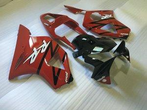 Инжекционный обтекатель кузова для HONDA CBR900RR 02 03 CBR 900RR CBR900 CBR 900 2002 2003 ABS красный черный Обтекатели Обвес Hg01