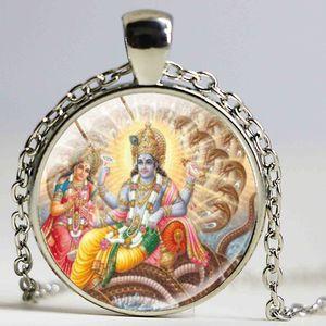Hindistan Hinduizm Krishna Kolye Kolye Hindu Tanrıça Vishnu Takı Vaishnavism Tanrıça Mata Enkarnasyon Tanrı