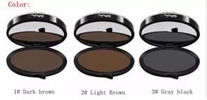 NOVO Nuevo Eyebrow Enhancers Seal Eyebrow Powder Sudor Sin Blooming Una Palabra Natural Savior Fácil de usar A08