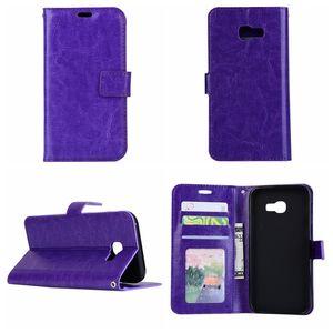 Pour Iphone 12 2020 Galaxy Note20 plus A41 A81 A91 A01 A51 A71 A11 A31 S20 M31 A21 Crazy Horse Wallet Holder cuir + carte COUVERTURE TPU Case
