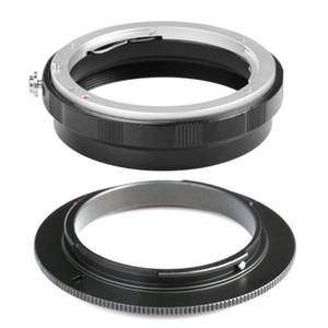 Marca Camera Lens Adapter AI-52 milímetros Macro reverso adaptador na parte posterior Lens Proteção Anel Para Nikon F AI AF Monte 3M Lens Adapter em stock