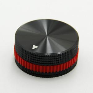 бесплатная доставка 40 мм электронный потенциометр ручка DIY цифровые аксессуары звук объем переключатель hifi ручка таймер ручка