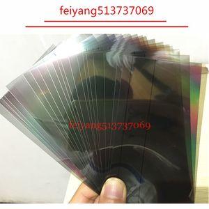 100 stücke Original Eine qualität LCD Polarizer Film Polarisationslicht Film für iPhone 7g 7 plus 4 4 s 5 5 s 5c se 6 6 s