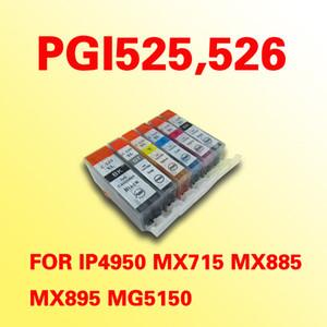 PGI525 CLI526 mürekkep kartuşu PGI525 CLI526 İÇİN CANON MG5210 Ip4810 MG8120