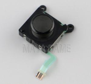 Orijinal Yeni Siyah 3D Düğme Analog Çubukları Thumbstick PS VITA PSV 2000 PSV2000 PSVITA Analog Joystick için Yedek Parçalar