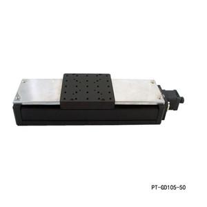 PDV 판매 높은 정밀 전동 리니어 스테이지 전기 번역 플랫폼 50mm-500mm 여행 PT-GD105 정확한 배달 시간