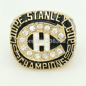 1986 년 쿠페 스탠리 컵 몬트리올 캐나디언 ROY 챔피언십 링