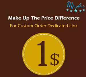 NEW Make up the price difference dedicated link, make up for the difference Mjoyhair A dedicated link, unified make up the price difference