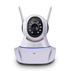 Câmeras de segurança sem fio da câmera do IP da câmera da segurança do IP de Megapixel 720P HD Câmera sem fio de segurança interna do IPTV do CCTV da câmera da antena do dobro