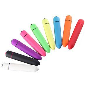 Seksi Oyuncak Yetişkin Ürünleri Kablosuz Titreşimli Bullet Uzun Taşınabilir Mini Bullet vibratör Kadınlar Seks Oyuncakları Ucuz Bullet Oyuncak