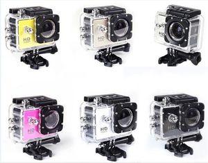 SJ4000 نمط a9 2 بوصة شاشة lcd 1080 وعاء كامل hd عمل الكاميرا 30 متر ماء كاميرات sjcam خوذة الرياضة dv سيارة dvr شحن dhl