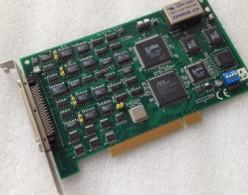 Industrial equipments board PCI-1721 REV.A1 01-3 12-bit, 4-ch Analog Output PCI Card