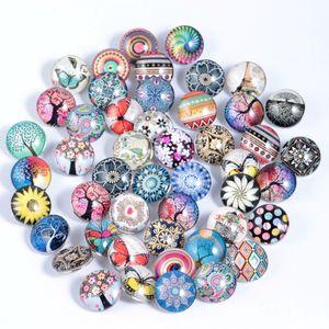 Snap Düğmesi Kolye için 18 MM Zencefil Cam Rhinestone toptan Takı DIY Aksesuarlar Için Deri Takılar Bilezikler