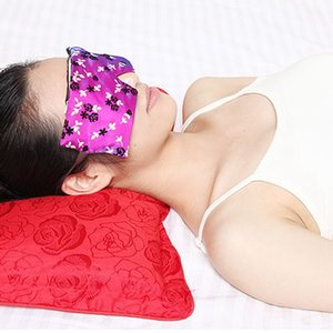 1pc Massage Lavender Eye Mask Wrinkle Black Eye Remove Sleep Blindfold Eye Cover Pro Fashionable Men and Women Eyeshade