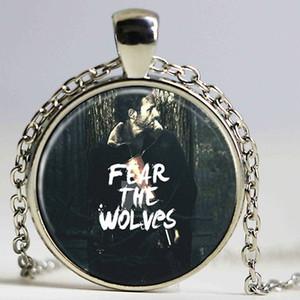 Collier pendentif punk gothique lunettes ancien pendentif collier cadeau chaîne