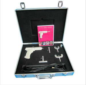 High Quality Spine Chiropractic 4 Heads Chiropractic Adjusting instrument  Impulse Adjuster Electric Correction Gun Activator Massager